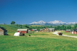 Bar U Ranch National Historic Site, Longview - Photo Credit: Travel Alberta